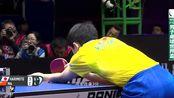 大爆冷,马龙2-4惨败张本智和无缘决赛,日本神童创造39年新历史