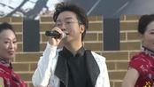 李玉刚演唱《天池南》 长白山旗袍协会伴舞