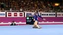 Hannah Whelan-12欧锦赛自由操决赛(3rd 5.9 14.533)