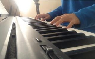 【笨蛋的电钢琴演奏方法】 纯C调 β
