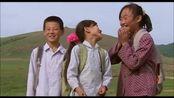暖春:小花没衣服换,穿着爷爷的衣服,小朋友嘲笑:像个小老头