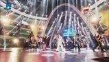 中国梦想秀2013看点-20121227-刘波 刘雅婷《I Wanna Rock&站台》