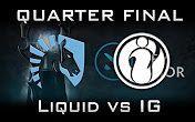 Liquid vs IG 八进四 Kiev Major 2017 Dota 2