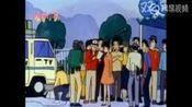 《蜡笔小新》小新挤公交车最喜欢这个位置