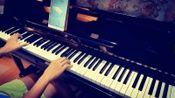 乐语乐谱: Alan Walker, Gavin James合作单曲 - Tired 欧美流行曲钢琴弹奏