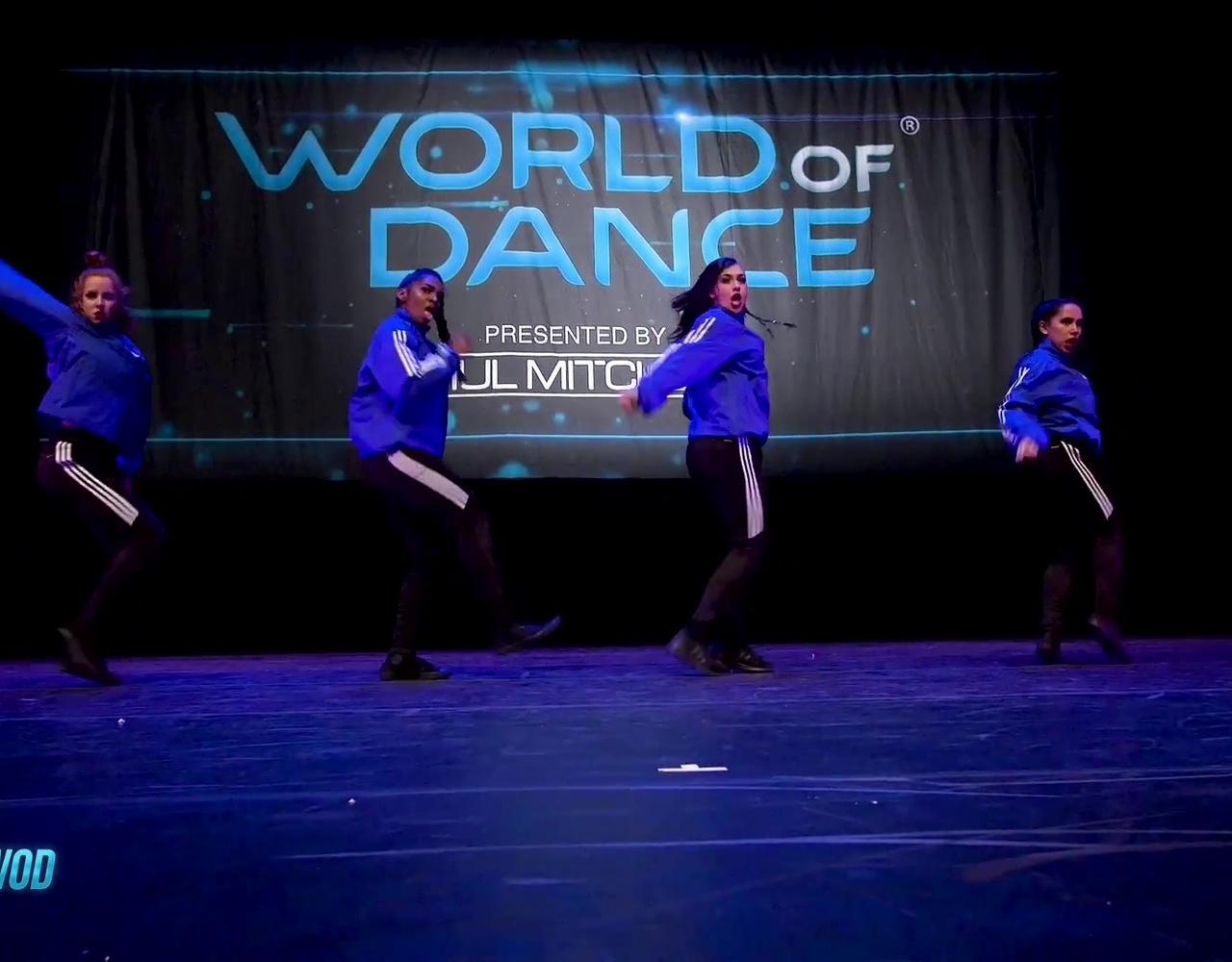世界舞蹈大赛丨VYB Dance Company - 1st Place Team Division - Winners Circle - #WODATL17