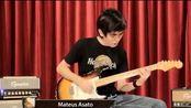 当年还没去MI也没签约舒尔时期的青涩Mateus Asato
