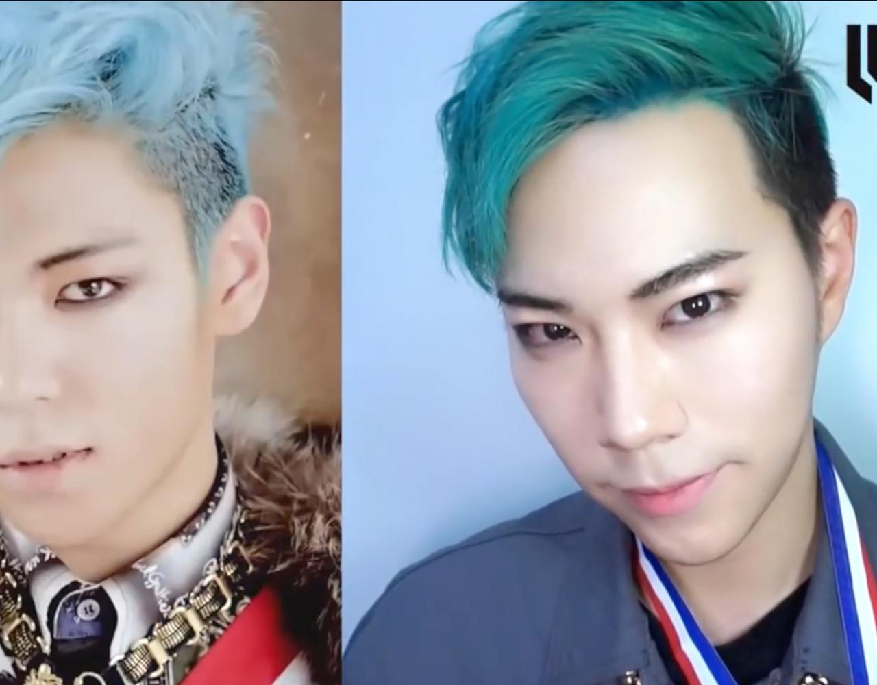 【Leo J】BIGBANG Fantastic Baby Top 仿妆