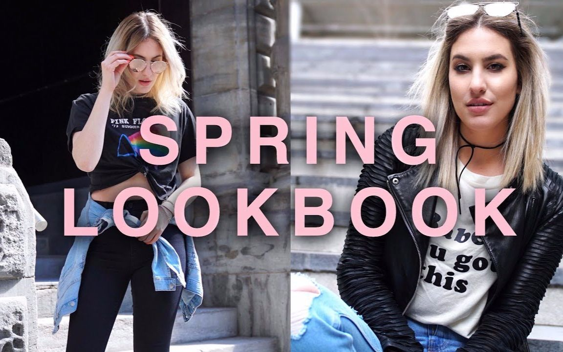 SPRING H&M LOOKBOOK 2017: AFFORDABLE Outfits | Jamie Paige
