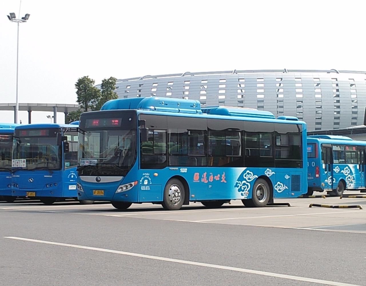 [嘉兴公交·平湖]港区1路 客运中心--农贸市场