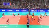 中国女排30大胜比利时,砍下14分表现可圈可点看李盈莹精彩集锦