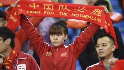 国足客战叙利亚,只有全取3分一条路。中国队必胜,不要让我的眼泪陪我过夜!大红,大红!
