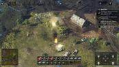 二战策略游戏《突袭4》PS4平台游戏预告片