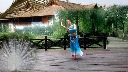 红领巾广场舞《月光下的凤尾竹》监制;红领巾