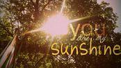 美国乡村歌曲You Are My Sunshine弹唱