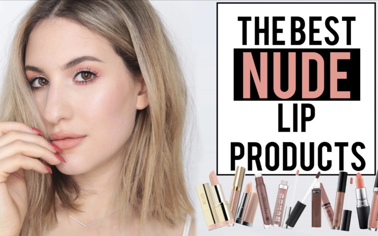 [Jamie Paige]最佳裸色唇膏 专柜品牌&开架品牌推荐
