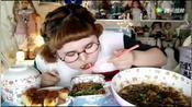 大胃王肉姐锡纸蘑菇、简易版麻婆豆腐!简易美食口感不简单