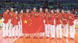 """世界女排的东京奥运会分组已定,中国女排进""""死亡之组"""""""