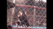 JAPW Caged Fury 2005.03.26 铁笼赛 B-Boy & Homicide vs. Jack Evans & Teddy Hart