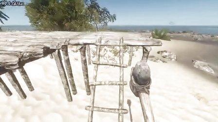 【XY小源实录】荒岛求生 Stranded Deep 第2期 消失的救生艇