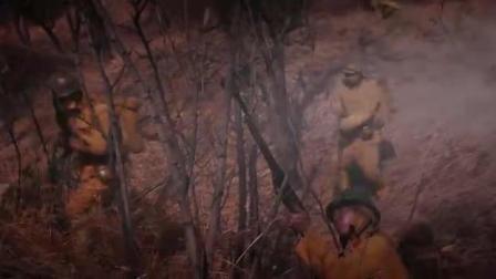 区小队和日本兵正面交锋,画面最接地气的抗日电视剧!