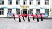 32步广场舞《天王盖地虎》手花舞教学