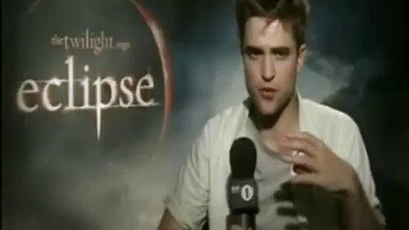 BBC Radio 1 interviews Robert Pattinson