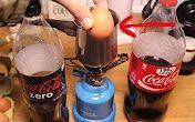 实验与可口可乐煮鸡蛋