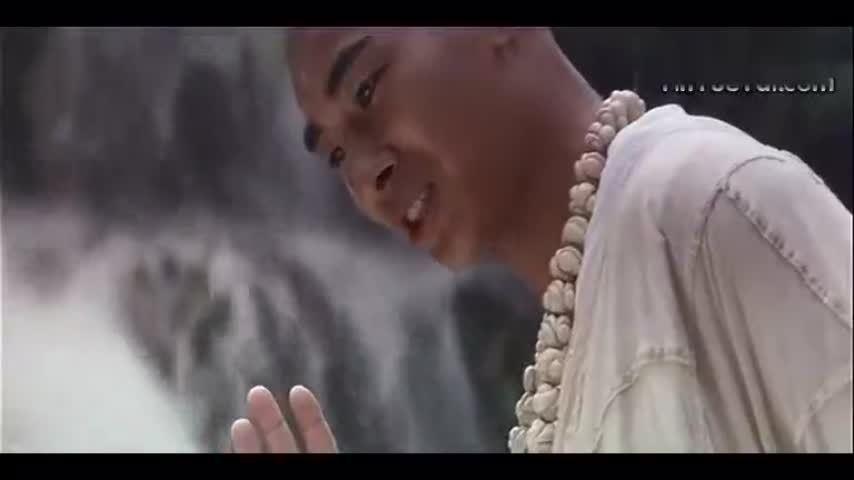 张曼玉和王祖贤在《青蛇》里的片段,美哭了