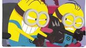《神偷奶爸3》小黄人与格鲁日记之速度与激萌  影视原声