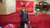 15星光大道唱(含着眼泪思故乡)钟姨唱歌山庄旅游群迎新年歌舞晚会