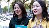 时尚街访-斗鱼TV冯提莫 中国女生到底喜欢好男人还是坏男人