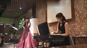 Amazing-Grace奇异的恩典,小提琴与电子琴