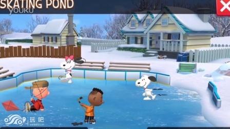 《花生漫画:史努比小镇故事 》模拟经营游戏!