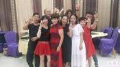 《大沟墩微信群聚会。》《2019年7月5号》《阜宁县沟墩集体照片》镇文艺中舞蹈队杜美美丽