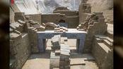 """济南发现大型水中汉墓规模 相当于""""四室两厅"""""""