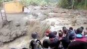 乌干达山体滑坡致41人死亡,灾民困山中,残肢漂水上