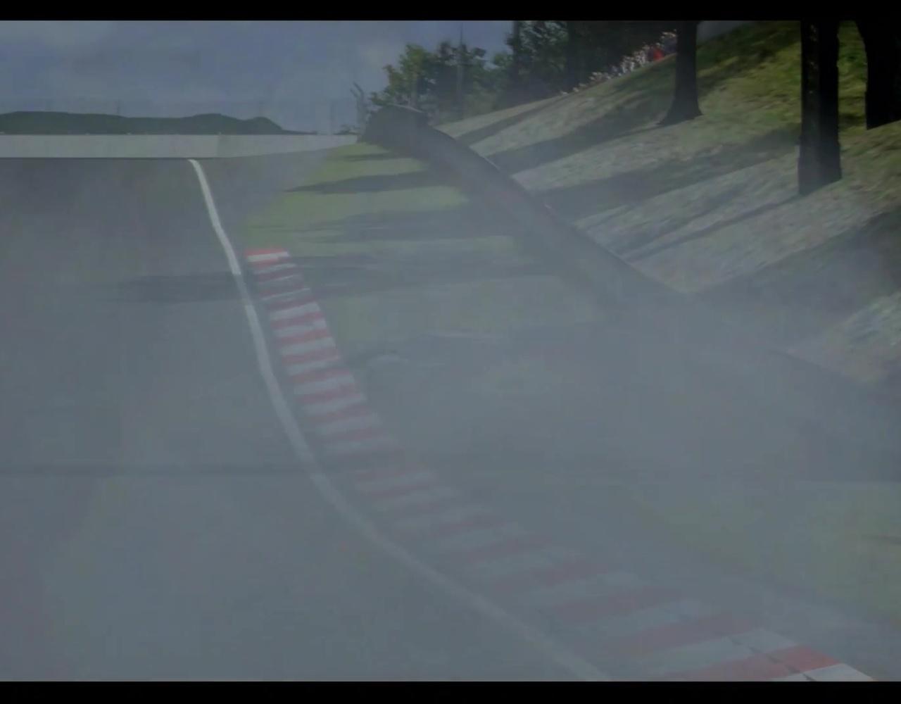 湛蓝枫杉-GT5赛车 试录