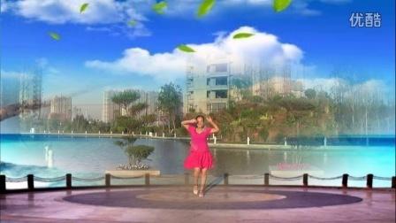 梦之湖广场舞《稻田里的火鸡》,习舞:小倩