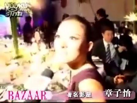 2007芭莎慈善夜明星对话章子怡(1)
