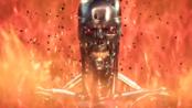 MORTAL KOMBAT 11 Endoskeleton Terminator All Victory Poses MK11