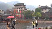 实拍中国最美丽的古城,与云南丽江古城相媲美,太美了