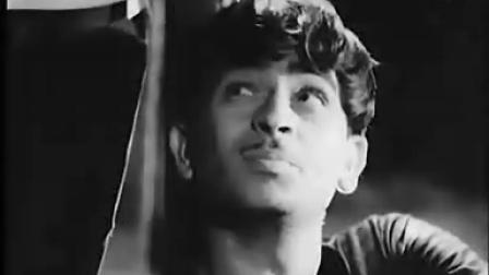 印度电影《流浪者》月光