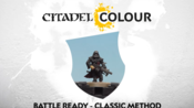 How to Paint Battle Ready Black Legion Chaos Cultists – Classic Method 黑军团 混沌教徒