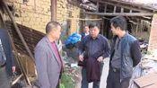 0328陈绍文对我县创卫工作进行现场指导