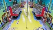 杭州动漫地铁专列 动漫节地铁纪念票发售