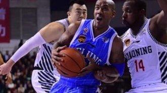 中国篮球的辽宁vs北京呀