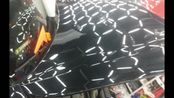 奥迪A6L隐形车衣 漆面保护膜施工展示