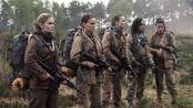 电影解说媲美三体的2018年科幻大片《湮灭》, 5个女汉子冒险故事
