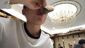 vlog 11.16 品味711—阿华田系列,假装自制烤鸭灌汤包